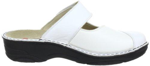 Berkemann Heliane 03457-130 Damen Clogs & Pantoletten Weiß (Weiß)