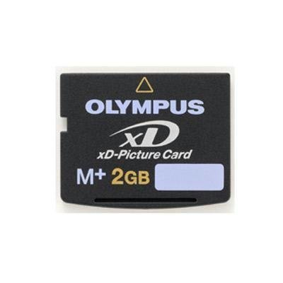 Olympus M+ 2 GB xD-Picture Card Flash Memory Card 202249 Retail package by Olympus