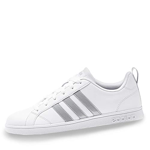 White De F17 F17 Tenis Vs Two Para Adidas Ftwr Advantage grey ftwr ftwr Zapatillas Blanco Mujer White awzqTtxpnT