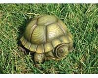 Evergreen Flag & Garden Portly Turtle Statue