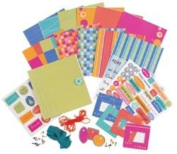 Mini Scrapbook Kit: Celebration (Kit Scrapbook Colorbok)