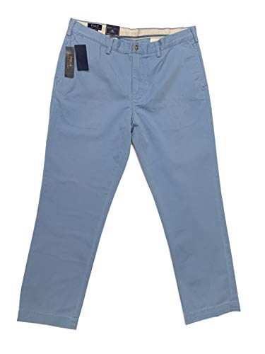 - Polo Ralph Lauren Classic Fit Bedford Chino Pants, Blue, 36x30