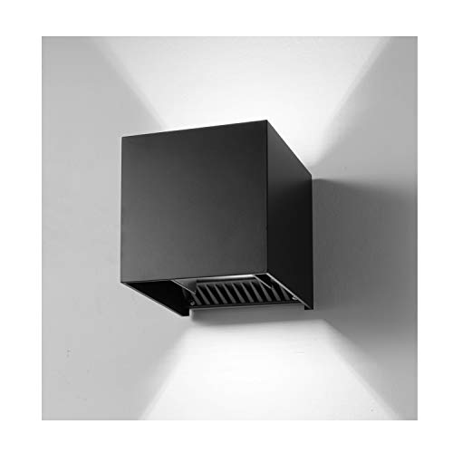Cube Outdoor Wall Light