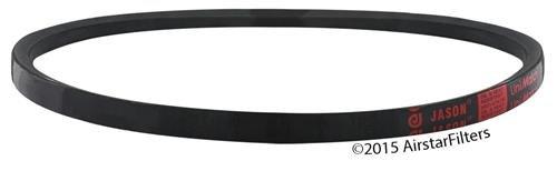 Replacement Belt for Dayton 5L580 - B Section V-Belt - 21/32