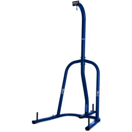 Everlast Single-Station Heavy Bag Stand (Blue)
