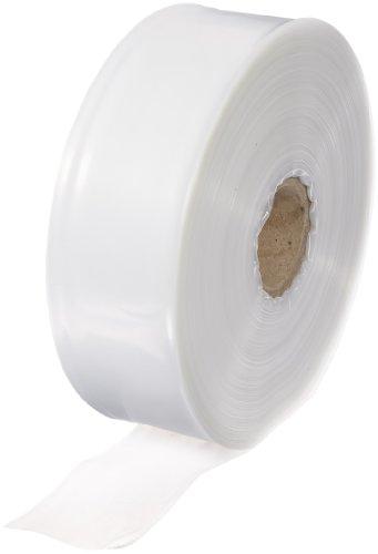 Aviditi PT0406 Poly Tubing Roll, 725' Length x 4