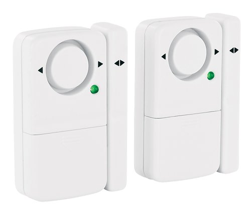 Mace Security MAS-AWD2PK MaceAlert SOLO Window and Door Alarm