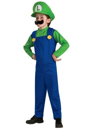 Luigi Costume - Large by -