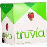 Truvia Natural Stevia Sweetener Packets, 80-Count Carton (Net Wt. 8.46 oz) by TRUVÍA