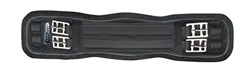Ovation Coolmax Dressage Girth 20 Black/Black