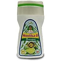 taha moolika-d shampoo