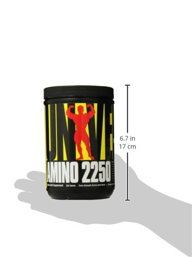 Amazon.com: Universal Nutrition Amino Supplyment, 2250, 230 Count: Health & Personal Care