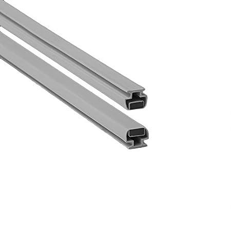 200cm EC-MAG-9-41 Guarnizione Magnetica Box Doccia in gomma (Bianco) Ricambi & Box Doccia