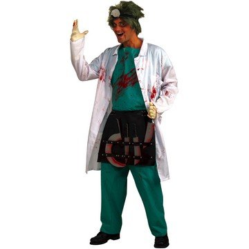 Crazy Surgeon Costume (Crazy Surgeon)
