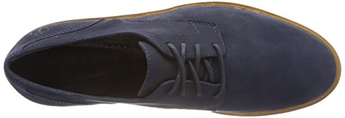 Timberland Oxford Donna Ellis Dark Street Scarpe Total Up Eclipse Lace L42 Luscious Blu Stringate SSwrqY