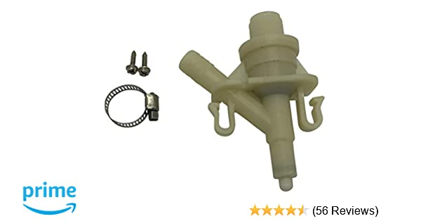 Beech Lane Upgraded Water Valve Kit for Dometic Toilets 300, 310, and 320,  Upgraded for High Performance in Freezing Conditions, Improved Valve