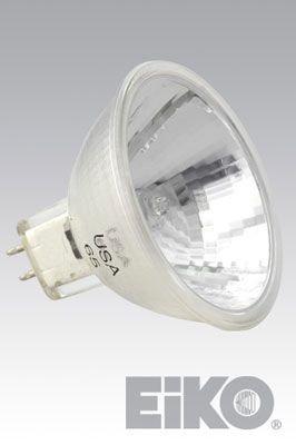 Eiko 1290 - DDS - Stage and Studio - MR16 - Microfilm - 80 Watt Light Bulbs - 21 Volts - GX5.3 Base - 3125K