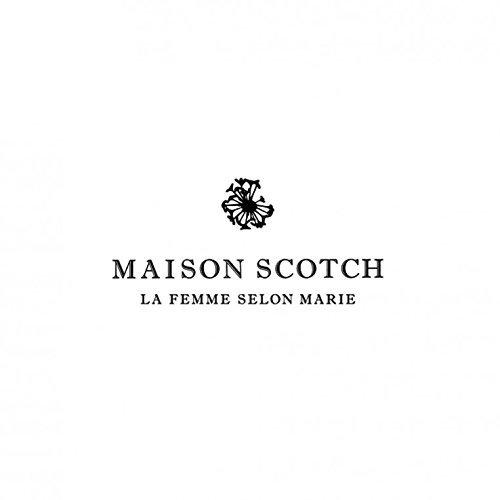 Maison Scotch - Camiseta sin mangas - para mujer