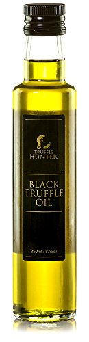 TruffleHunter Chef's Black Truffle Oil - 250ml(Super Concentrated) (Truffle Olive Oil compare prices)