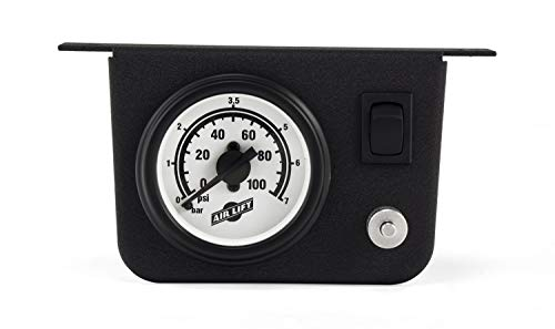 AIR LIFT 25655 Load Controller I On Board Air Compressor System (Air Lift Load Controller)