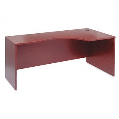 (Bush Business Furniture Series C 72W Right Handed Corner Desk in)