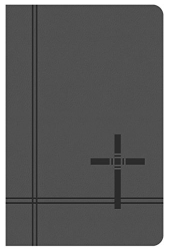 KJV Deluxe Gift & Award Bible (Gray) (King James Bible)