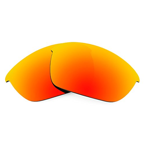 - Revant Polarized Replacement Lenses for Oakley Half Jacket 2.0 Fire Red MirrorShield