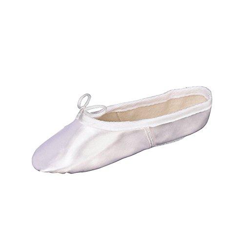 Sko Dans Hvitt Klassiske Rosa Satin Og Depot Ballett f8r8qBIpw