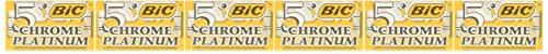 (Bic Chrome Platinum Double Edge Razor Blades - 30 Ct by BIC BLADES)
