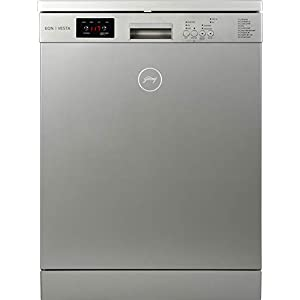 Godrej Eon Dishwasher | Steam Wash Technology |13 place setting |Perfect for Indian Kitchen| A+++ Energy rating | DWF…
