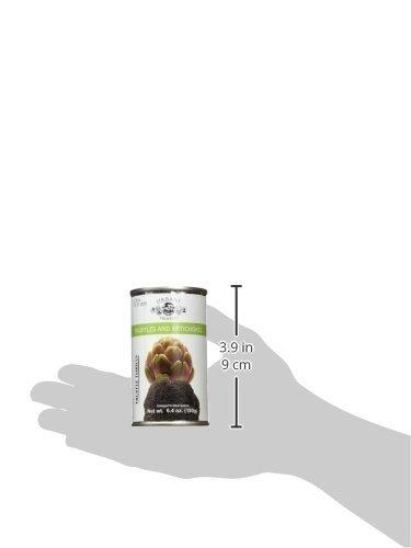 Urbani Truffle Thrills, Truffles and Artichokes - 2 pcs x 6.4 oz cans by Urbani (Image #2)