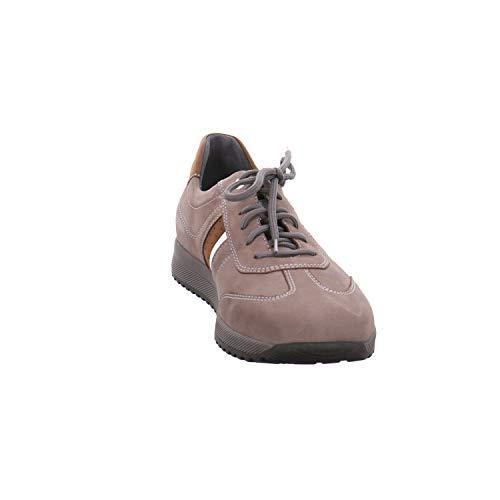 À Chaussures Waldläufer Homme Pour Ville Lacets De Gris ptS1SqPBW