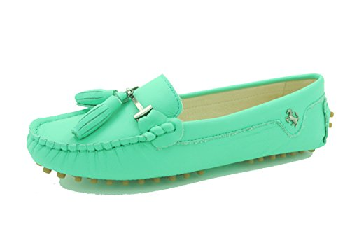 NubuckLeather mujer Turquoise Ballet mujer Turquoise NubuckLeather Miyoopark Miyoopark Ballet 1wBqw