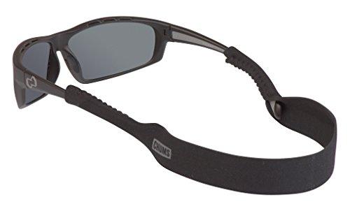 Chums Classic Neoprene Eyewear Retainer, Black