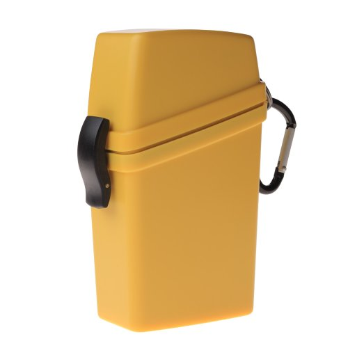(Witz DPS Locker Waterproof Case, Yellow)