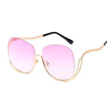 GGSSYY Espejo Gafas de Sol Reflectantes sin Montura Piernas ...