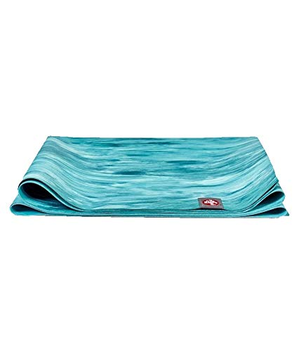 Manduka EKO Superlite - Esterilla de Yoga, Color Azul