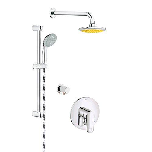 GROHE 123485 EUROPLUS Shower Combination