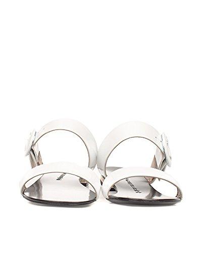 MARC ELLIS Sandalias de Vestir Para Mujer Weiß It - Marke Größe
