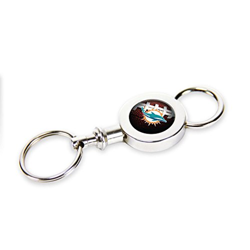 Miami Quick Release Valet Key Chain
