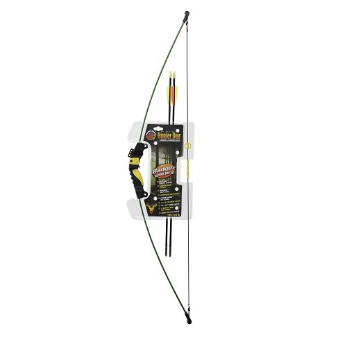 Hunter Dan 162 Badger Recurve Set