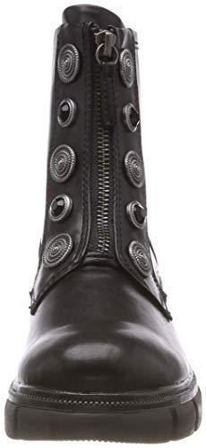 black 21 Tamaris 25412 1 Black Boots Women's Ankle 44pYZx