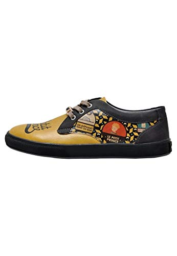 DOGO Cord Vegan Printed Breathable Casual Chic Trendy Cute Fashion Women Shoes