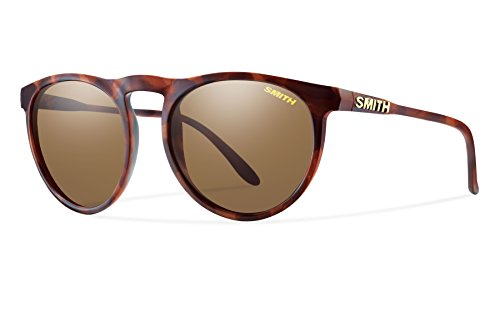 Smith Marvine Carbonic Polarized Sunglasses, Matte Tortoise, - 2014 Womens Sunglasses