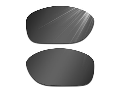 Glintbay Harden Coated Replacement Lenses for Oakley Pit Bull Sunglasses - Polarized Advanced - Pitbull Sunglasses
