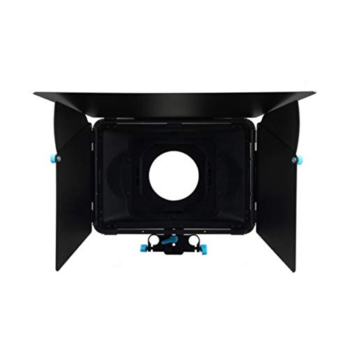 DP3000 M2 Mattebox w/Sunshade Filter Tray for 15mm Rod DSLR Camera Rig US, Quick Delivery by $/Reliable