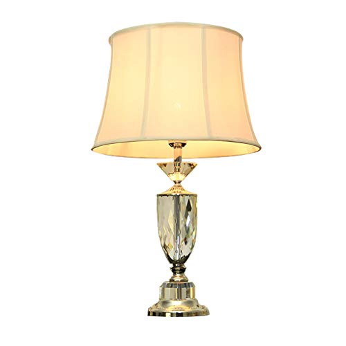 Lámparas de mesa- de Cristal Europea Dormitorio LED Dormitorio ...