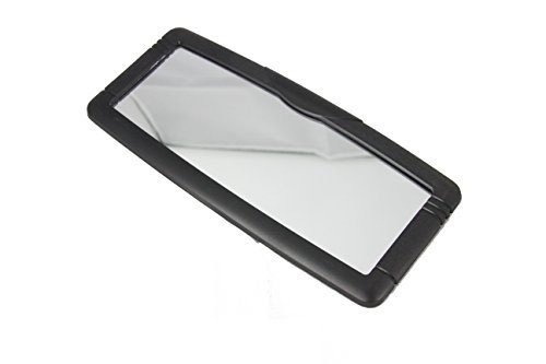 New! Monitor Rear View Mirror for PC Monitors or Anywhere: Large