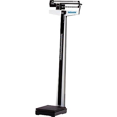 HHM402KL - Health o Meter Dual-Reading Beam Scale
