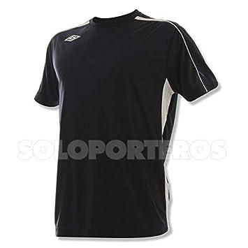 Umbro Derbi Adulto, Camiseta, Negro, Talla S: Amazon.es: Deportes y aire libre